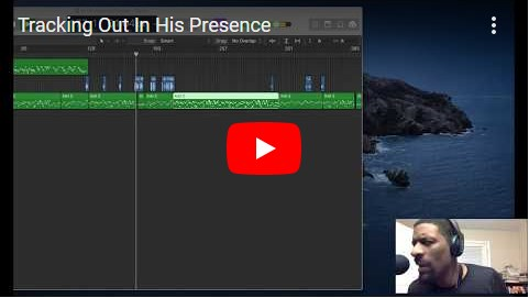 Tracking Out In His Presence