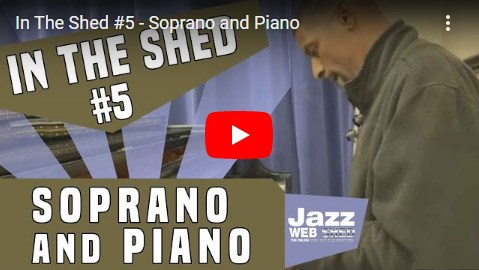 In The Shed #5 – Soprano and Piano