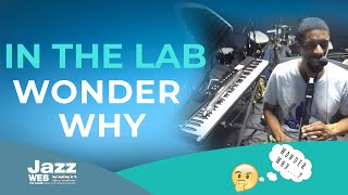 IN THE LAB – Wonder Why