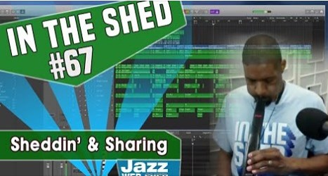 In The Shed #67। Sheddin' & Sharing