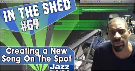 In The Shed #69 | Creating a New Song On The Spot