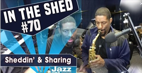 In The Shed #70 | Sheddin' & Sharing