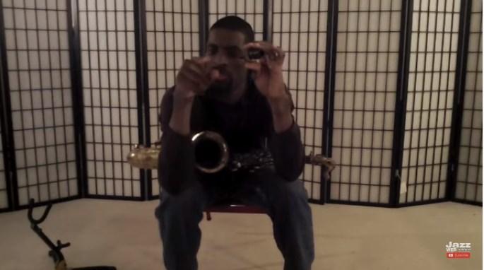 Jazz Saxophone Tip: Articulation